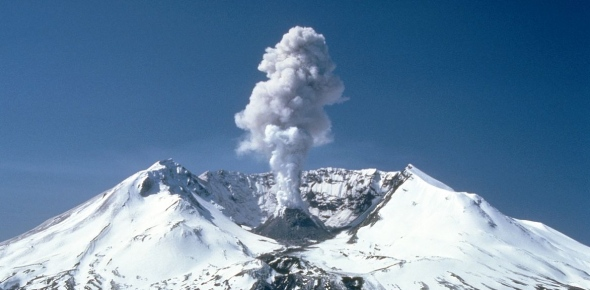 How early did scientists know that Mt. St. Helens was going to erupt?