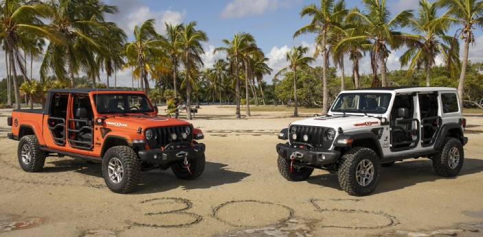 The Jeep Wranglers are made in different models and each of these models serves specific purposes.