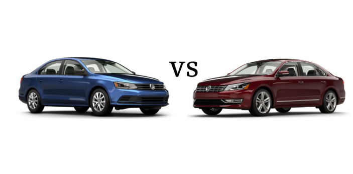 Are you familiar with what the Jetta and Passat are? These are two models that are produced by