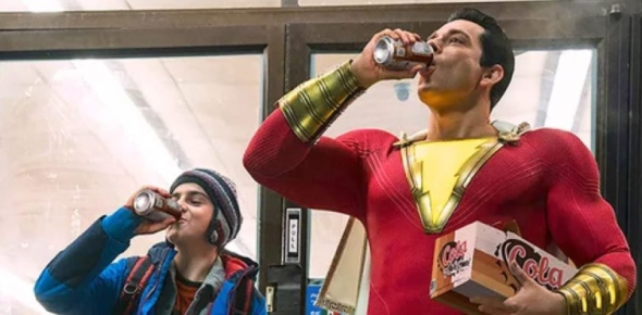 Who is the villain in the Shazam movie?
