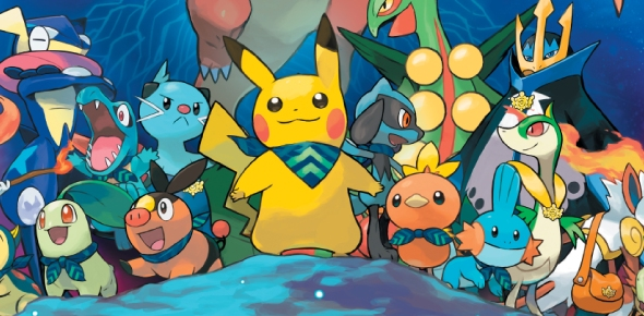 Why is Pokemon Mystery Dungeon so loved?