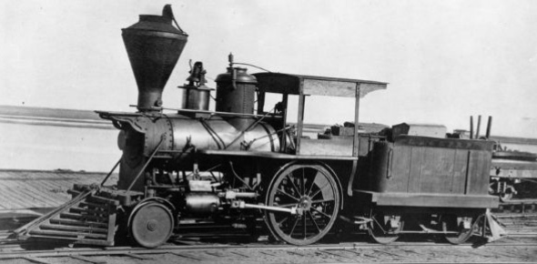 In the early 1800, 1804 to be exact, the first train was invented, built and used. However, it did