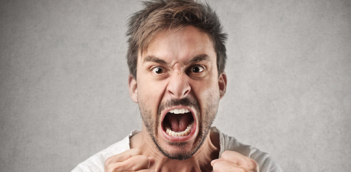First of, it is okay for you to be angry, if you are angry at someone, you should stay away from