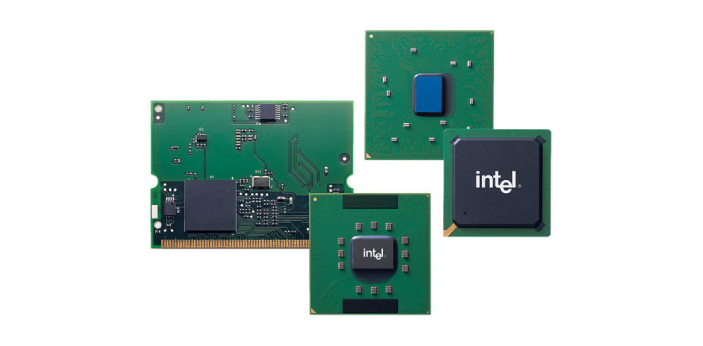 Pentium and Centrino are both brands from Intel, the giant microprocessor manufacturing industry.
