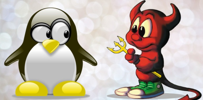 Linux and BSD are commonly heard when discussing operating systems. The licenses for Linux and BSD