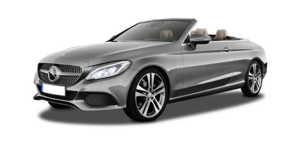 Which country has the most Mercedes cars?