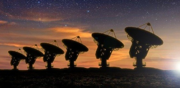 What is the primary function of SETI?