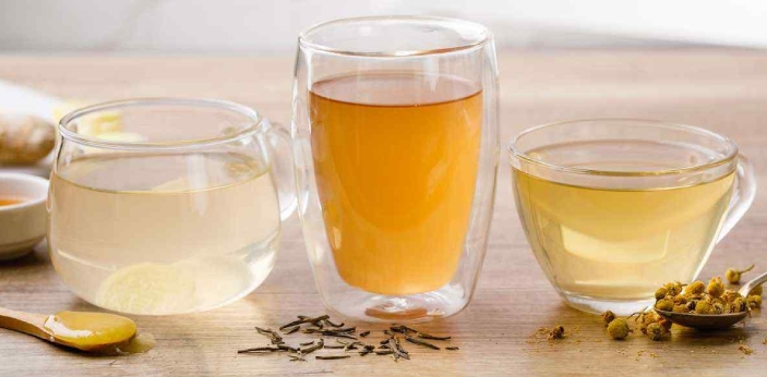 The Drinking a tablespoon of the apple cider vinegar with a glass of the water before meals or when