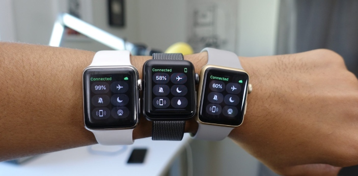 Apple Watch Series 1 and Apple Watch Series 2 are two types of products from Apple. The first