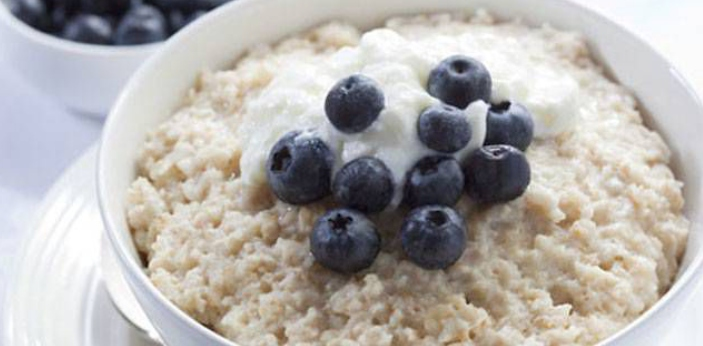 Oatmeal and porridge are both soft food that can be easily chewed and consumed by everyone.