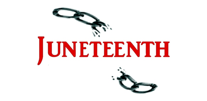 A lot of people celebrate Juneteenth because they want to show that they are always open to