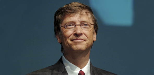 Why did Bill Gates save Apple from going bankrupt?