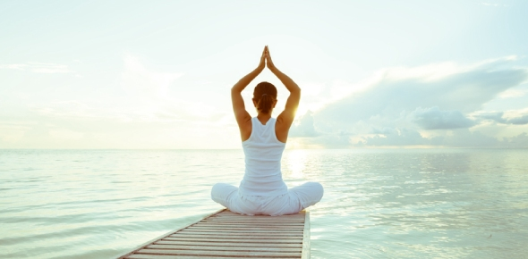 Can yoga improve eyesight?