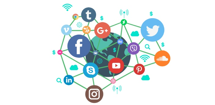 There is some distinct difference between social media and social networking. The significant
