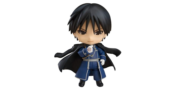 Why does Roy Mustang lose his eyes when he goes through the GATE of Truth in Fullmetal Alchemist?