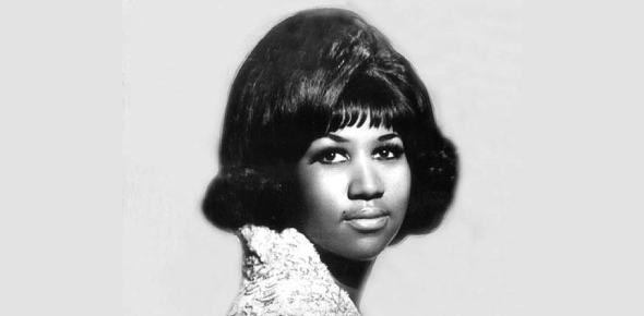 How was the eductaion background of Aretha Frankiln?