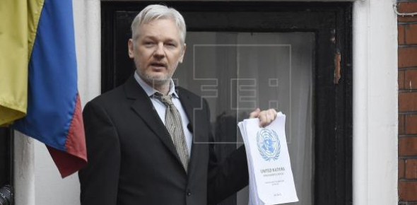 Wikileaks is a non-profit organization founded by Julian Assange. It was founded in 2006 and its