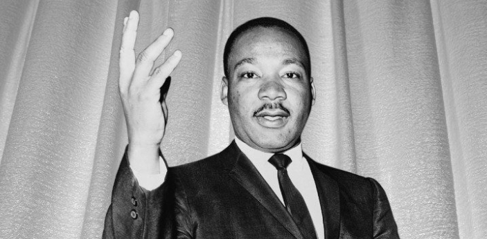 Martin Luther King Jr was a famous civil rights activist and clergyman who was assassinated at the