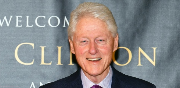 Bill Clinton's net worth is currently eighty million dollars. He received four hundred