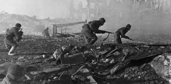 What happened in Stalingrad?