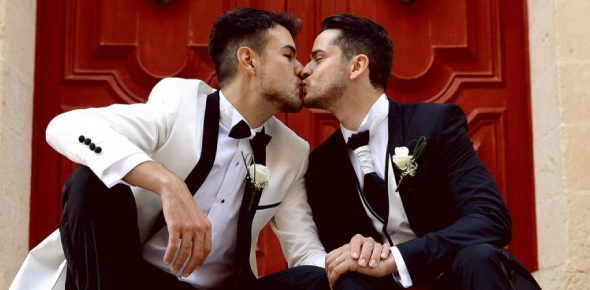 There was a time when only a few states in America were open to same-sex marriage. Back in 2015,