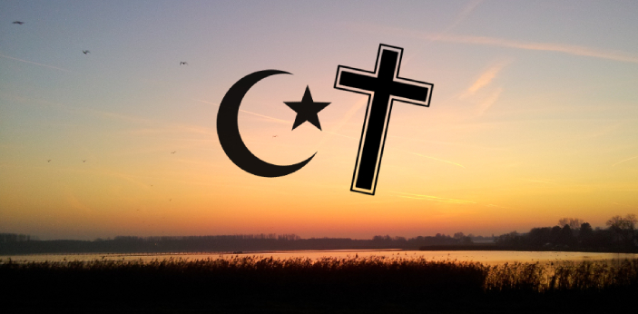 Both religions were built on the works of one man, with Islam beginning 600 years after