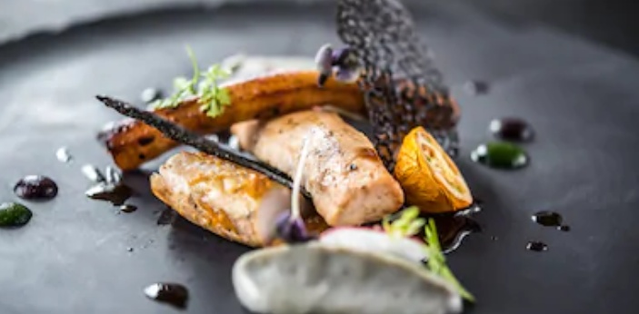 Well, which luxury food? If a food is difficult to get hold of, say, because of trade