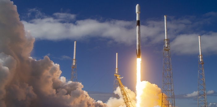 SpaceX manufactures, designs, and launches advanced spacecraft and rockets. The company, which was