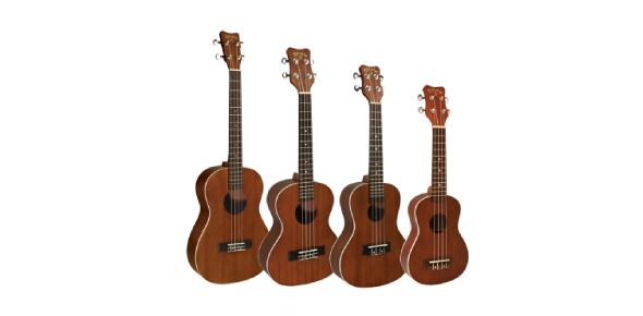 Why is the concert ukulele longer?