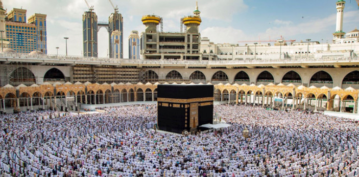 The Hajj is known to be the pilgrimage that male Muslims do when they want to visit Saudi Arabia,