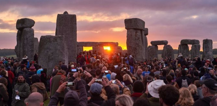 People from different parts of the world celebrate summer solstice. especially in northern Europe