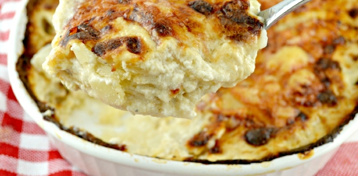 There are some little differences between scalloped and Au Gratin Potatoes. Both are popular