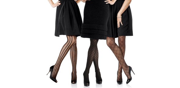 Pantyhose and tights are two different leg coverings, which start from the wearer's waist down
