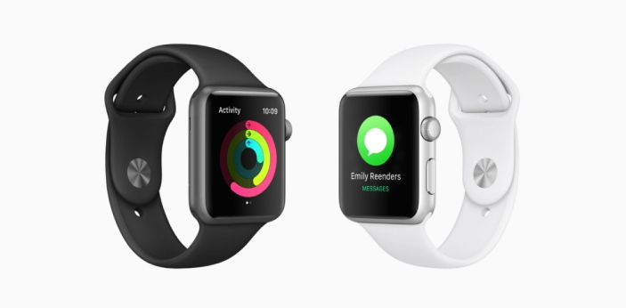 Series 1 is made with an aluminum body which is almost identical to series 2. Series 1 is quicker
