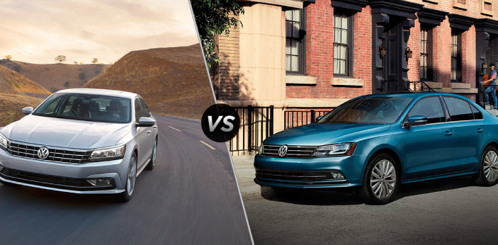 The Jetta and Passat are two of the models that have been released by Volkswagen, and people are