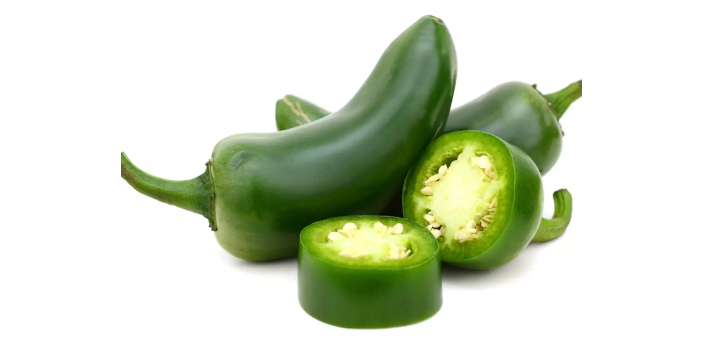 There are a lot of people who are feeling a bit confused by the fact the green chiles and jalapenos