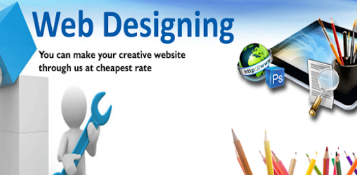 The web designer is in charge of the overall design of the website. This means that the design that