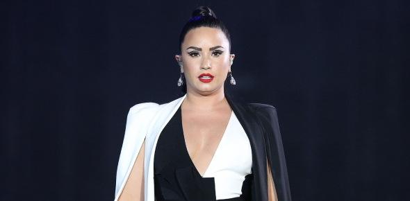 Demi Lovato suffers from a number of problems. She has a substance abuse problem, for one. She has