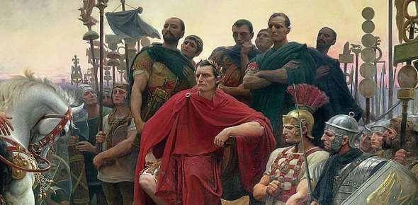 What life lessons can yo learn from Julius Caesar play?
