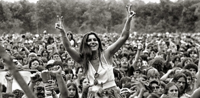 The original Woodstock Music Festival happened once. It began on August 15, 1969 to August 17 1969