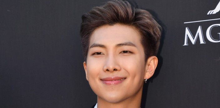There are seven guys in the BTS team, right! Starting with Namjoon (Rap Monster), you will most