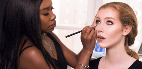 What are the basic makeup items?