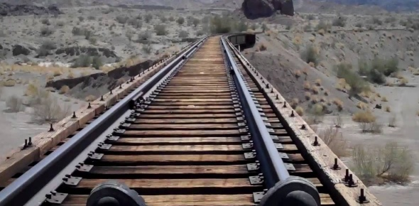 Most countries have rail track because they have trains and a need for this type of transportation