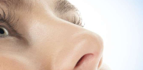 When your body gets cold, usually your nose is one of the first body parts to show it. It not only