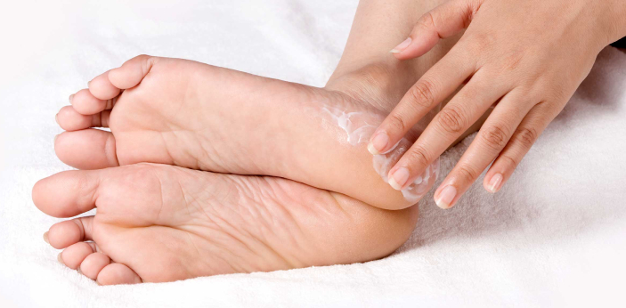 Common warts are grainy skin growths that occur most often on your fingers or hands, and they are