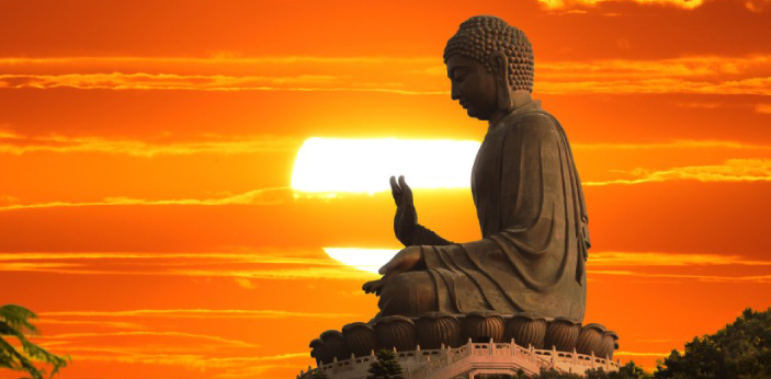 Buddhism and Sikhism are two different forms of religion. Buddhism dates back to the 15th century.
