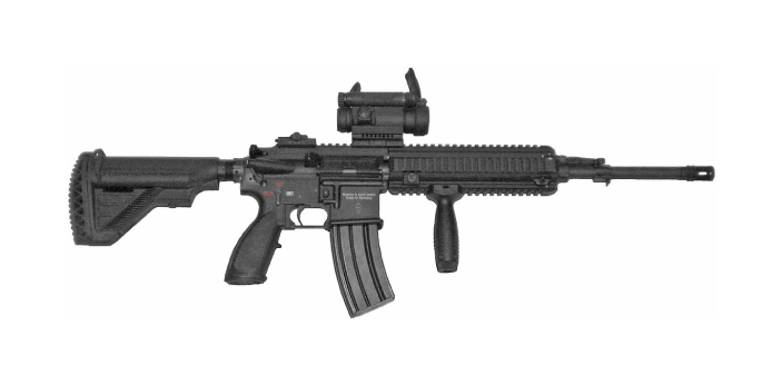 If in case you are not sure what these two items are, you should know that these are rifles. Some