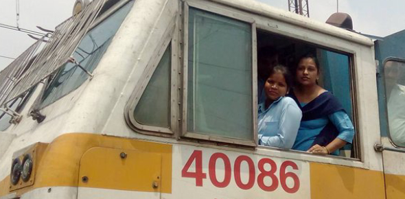 Railway jobs are just as safe for women as for men. Any type of transportation has an emergency