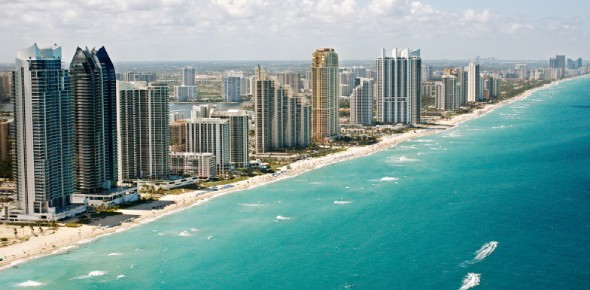 Which hotel would you recommend for stay in Miami?