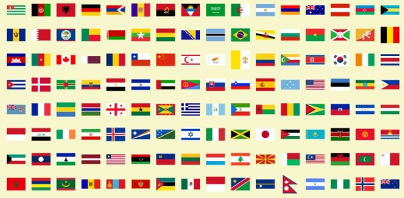 Do all countries in the world have constitutions?